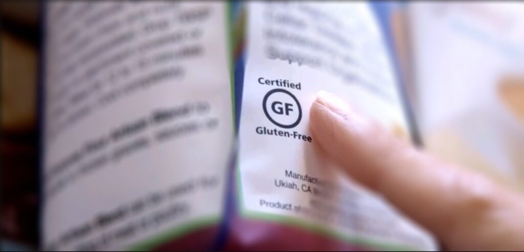 Gluten Free Certification-IQC ISO9001