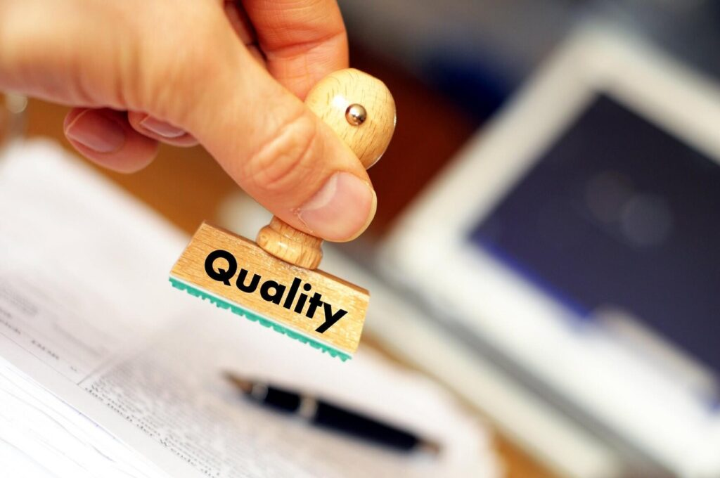 Quality ISO 9001-IQC ISO9001