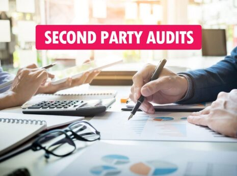 Second Party Audits-IQC ISO9001